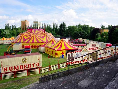 Cirkus Humberto - wideorelacja z wizyty