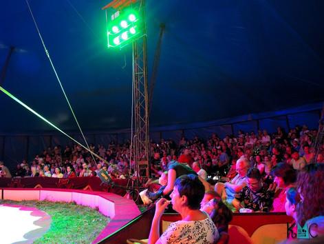 Sezon cyrkowy w Polsce rozpocznie się przed Wielkanocą