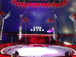 Narodowy Polski Cyrk Arena 2021