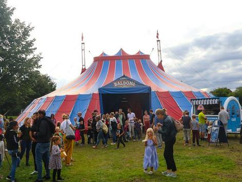 Bilety do Cirkus Baldoni wyprzedane
