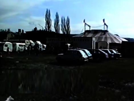 Zagraniczny cyrk w Wałbrzychu - zobacz wideo z '93.