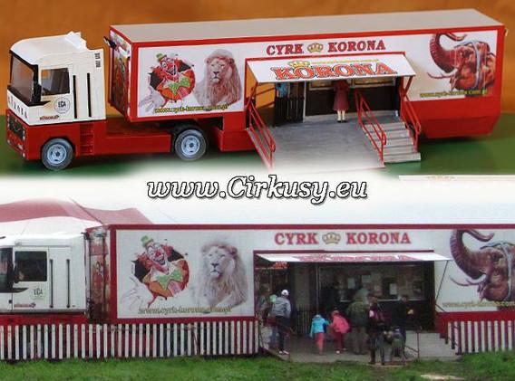Kasa Cyrku Korona