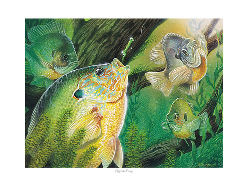 PANFISH FRENZY