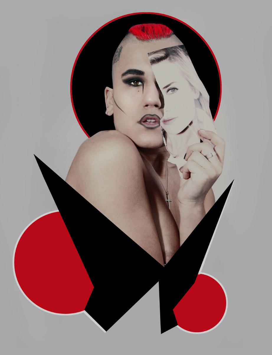 Am I Beautiful Now (Facade) II
