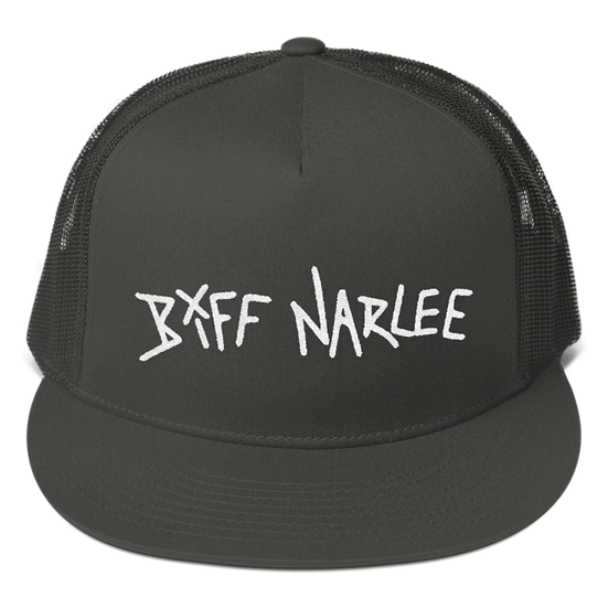 Biff Narlee Trucker Snapback