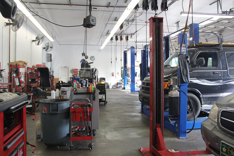 Automotive Repair Shop Auto Solutions Ormond Beach