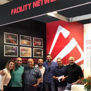 Viscom Italia 2019 per Facility Network + 81%