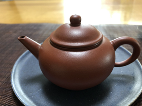 思い出の茶壺