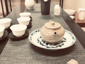認定講師による初級講座1「これから楽しむ中国茶」ご案内