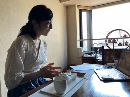 入門講座③お茶と体調の関係?