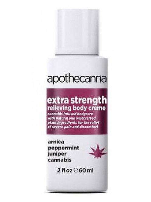 Apothecanna - Extra Strength 2oz Creme