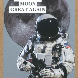 Make the Moon Great Again