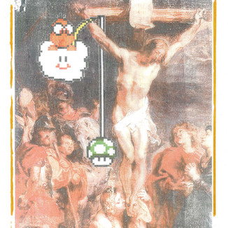 1-up Jesus