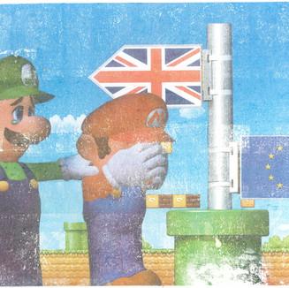 Brexit Mario