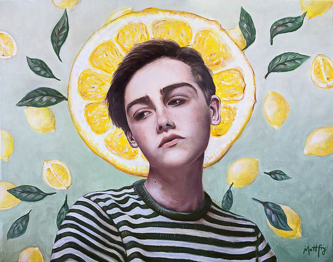 Fry, Matthew - When Life Gives you Lemon