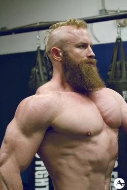 Fitness Instructor Kev Rooster Jones