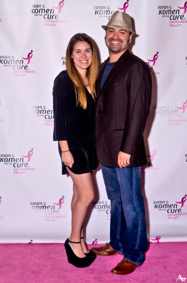 Artists for a cure event