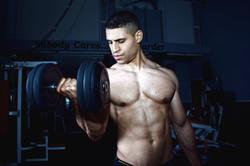 Fitness Trainer Jemil Davis