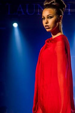 Launch International Fashion Show