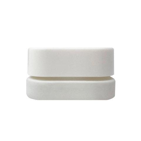 Cube Jar (White)