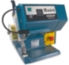 SAS/2 wire crimping splicing splice machine