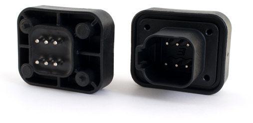 Commercial Vehicle connectors - Agriculture connectors
