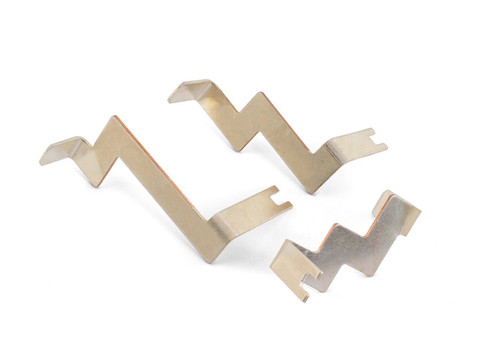 High current lead frames and terminals used in insert molding applications