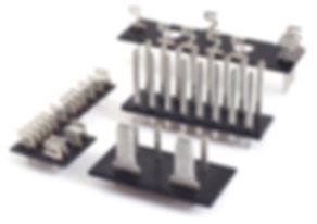 custom FR-4 header connectors