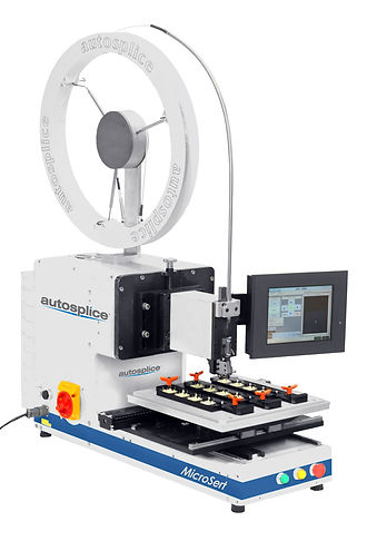 MicroSert™ Bench Top High-Speed Pin Insertion Machine, PCB Assembly machine