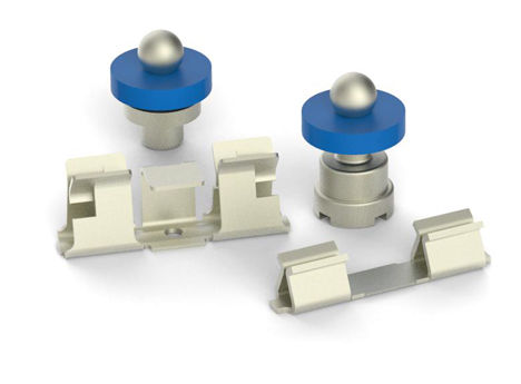 Surface mount technology solderball shield clip