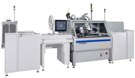 AIS5000 High-speed component insertion machine