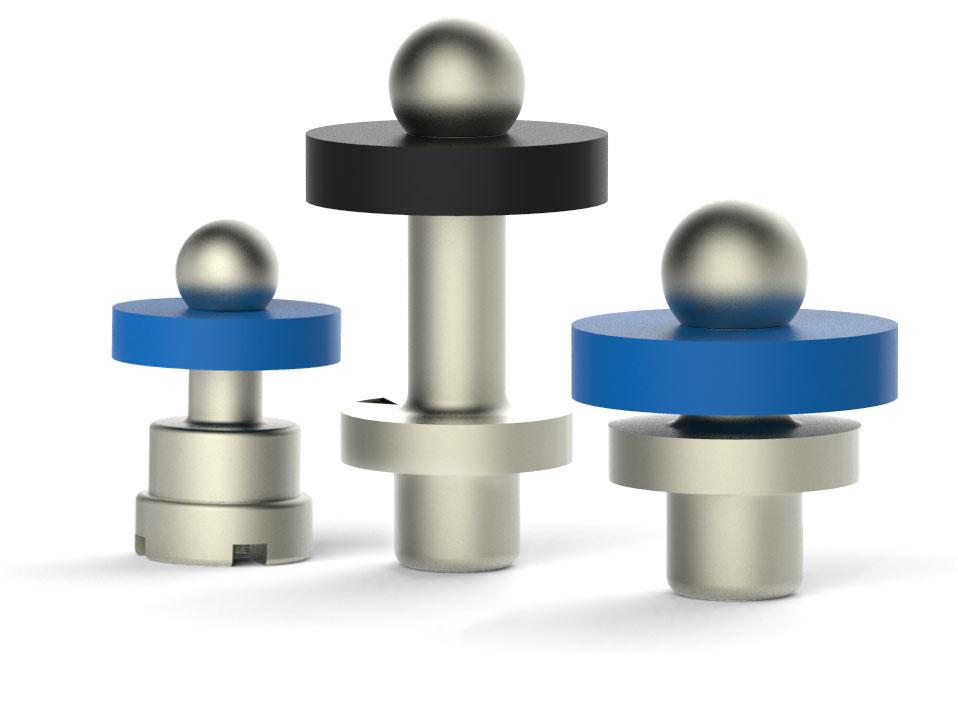 Solder ball Pins Surface Mount Technology