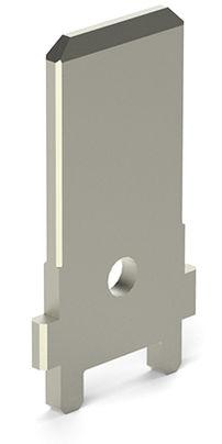 6.35 mm width SOLDER PCB TAB TERMINALS
