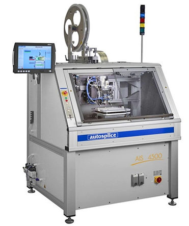 AIS 4500 High-Speed Pin Insertion Machine CE compliant, PCB Assembly machine