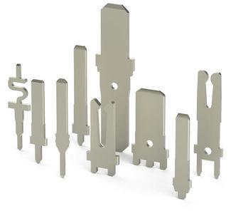 2.8 mm WIDTH SOLDER TAILBLADE TERMINALS
