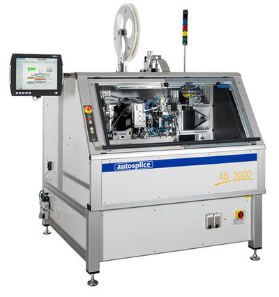 AIS 5000 High-Speed Pin Insertion Machine CE compliant, PCB Assembly machine