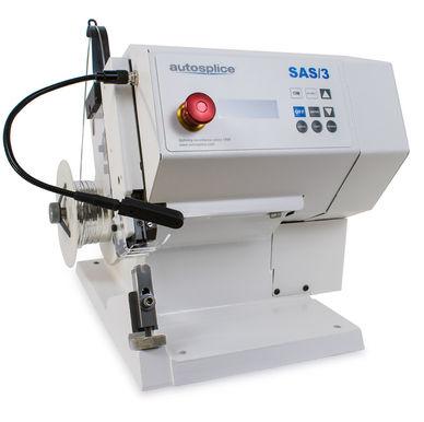 SAS/3 wire crimping splicing splice machine