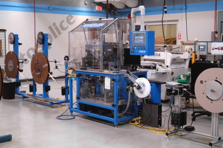 automated mass production of SMA assemblies