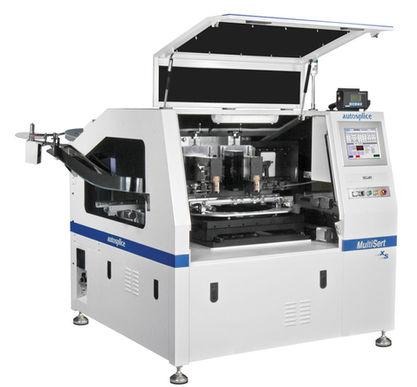 MultiSert High-Speed Pin Insertion Machine, PCB Assembly machine