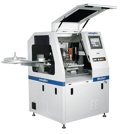 MiniSert High-Speed Pin Insertion Machine, PCB Assembly machine
