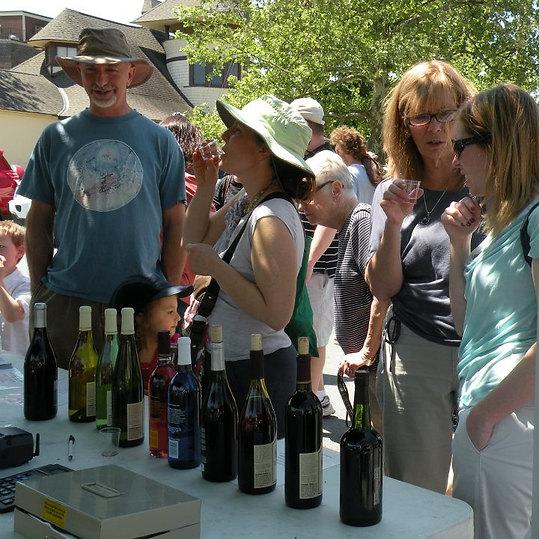 Wine Tastings   2012
