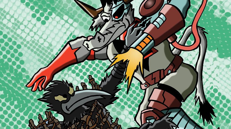 Hiro Unlimited One Shot: BASEL