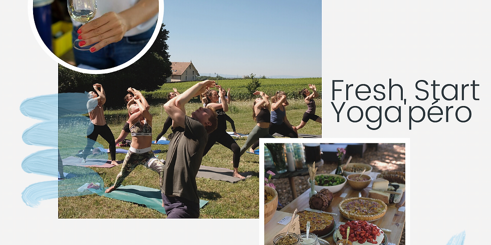 Fresh Start - Yoga'péro