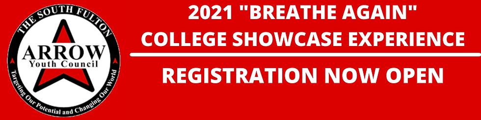 2021 _BREATHE AGAIN_ COLLEGE SHOWCASE EX