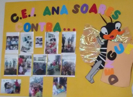 Família e Escola – Em Parceria Contra a Dengue