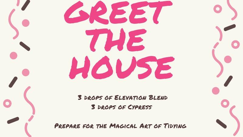 Greet the House 5 mL diffuser blend