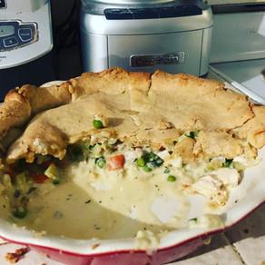 YUMMY Gluten Free Chicken Pot Pie