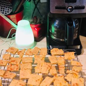 Holy Gluten-Free Crackers Batman!!