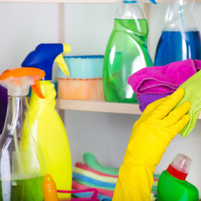 Household Cleaners, Be GONE!