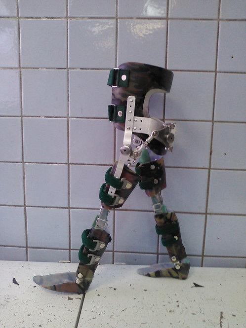 Аппарат на нижние конечности и туловище (ТРОЙНИК) с системой  RGO